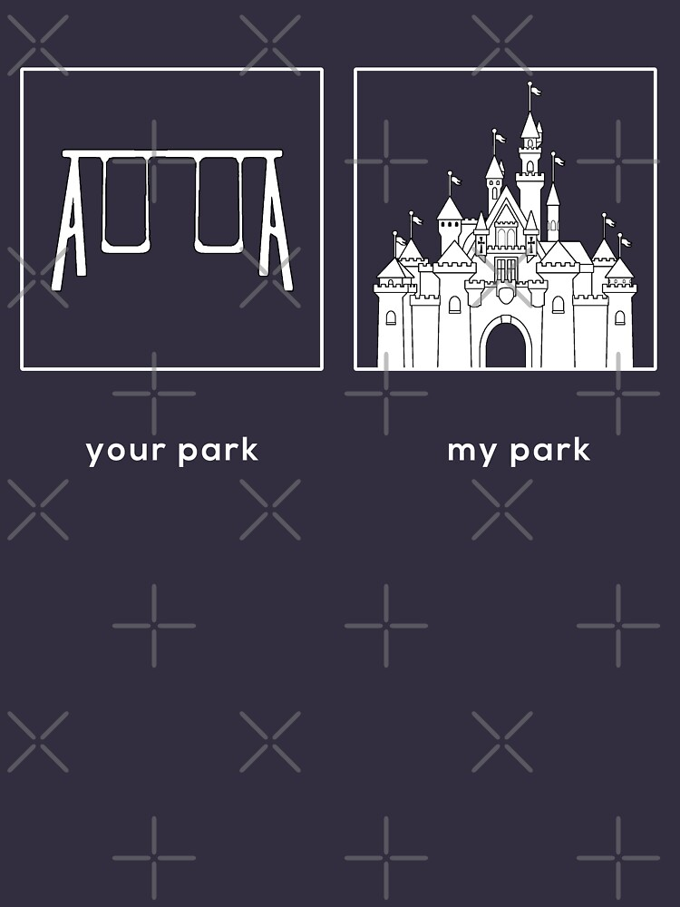 Your park, My park- DL by nicwise