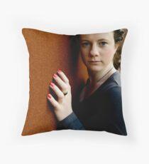 Reflecting on life #3 Throw Pillow