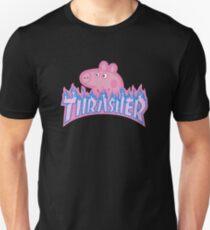 Camiseta unisex Peppa Pig Skate Funny