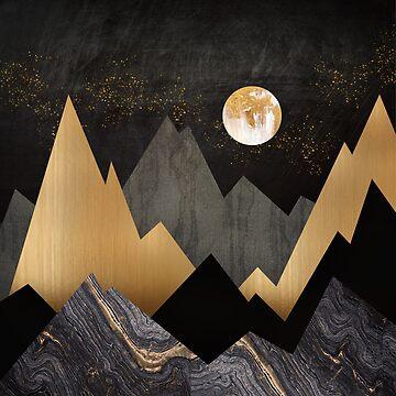 Metallic Night by spacefrogdesign