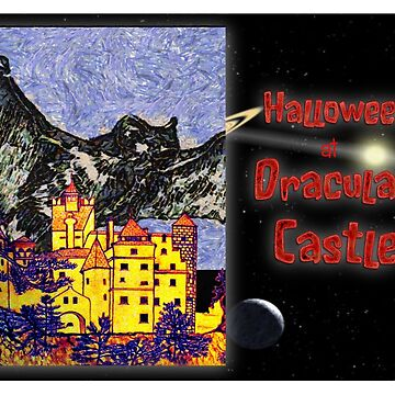 Halloween at Dracula's Castle, Transylvania by ZipaC