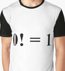 #mathematics #factorial #nonnegative #integer #denoted #product #positive #integers #less #lessthan #equal #value #according #convention #emptyproduct #MathExpression #Math #Expression #button #word Graphic T-Shirt