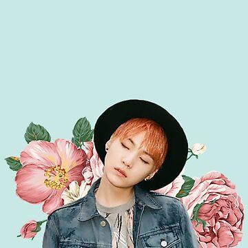 Min Yoongi by LaurenBennett