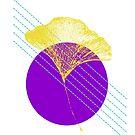Ginkgo Leaf - #2 by LadyBaigStudio