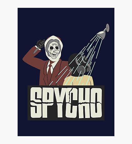 Spycho Photographic Print