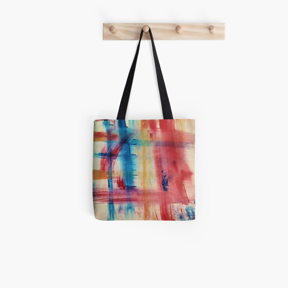 Nought to your cross  Tote Bag