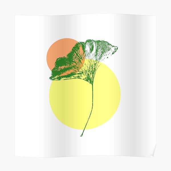 Ginkgo Leaf - #3 Poster