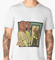 Beak> Men's Premium T-Shirt