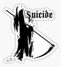 Grim Reap Version One Sticker