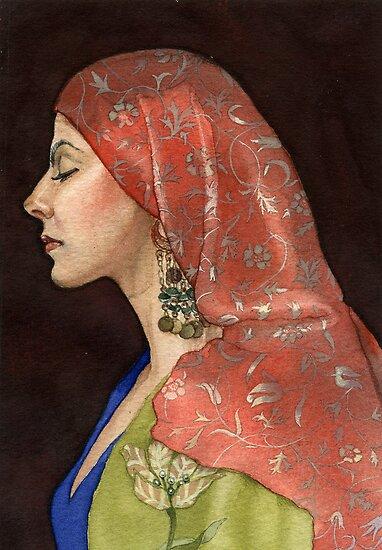Tonia by Masha Kurbatova