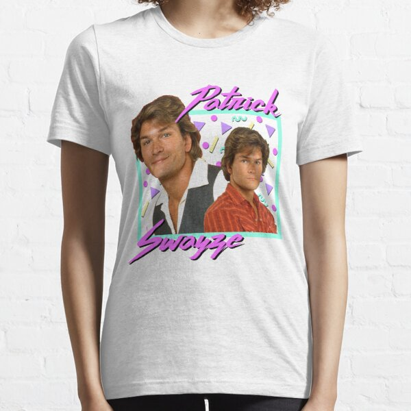 Années 80 Patrick Swayze T-shirt essentiel