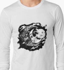 Three Moon Drei Legenden Langarmshirt