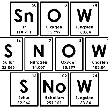 SNOW by Elementsforfun