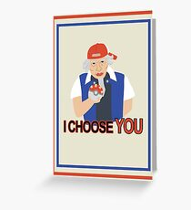 Uncle Ketchum Greeting Card