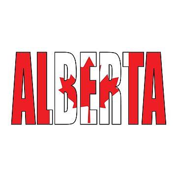 Alberta Canada by Obercostyle