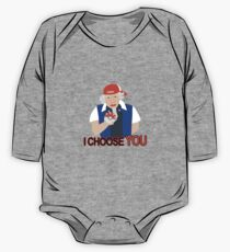 Uncle Ketchum One Piece - Long Sleeve