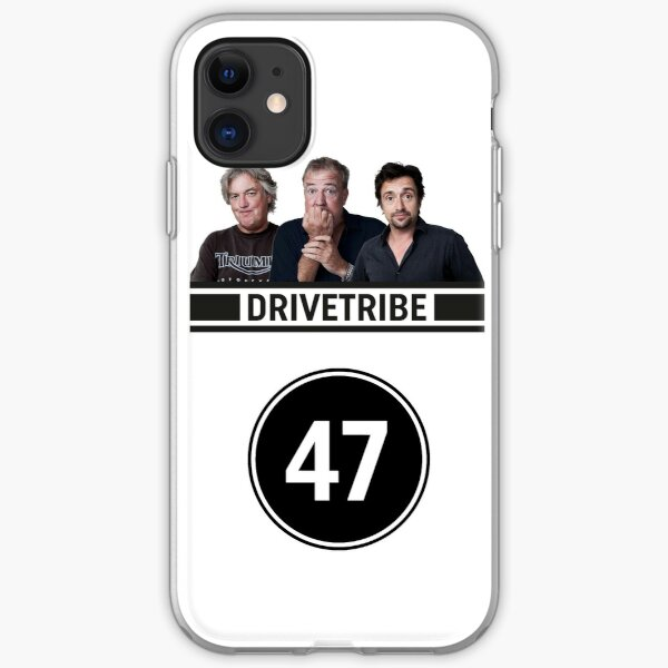 Clarkson, Hammond and May 47 design  iPhone Soft Case