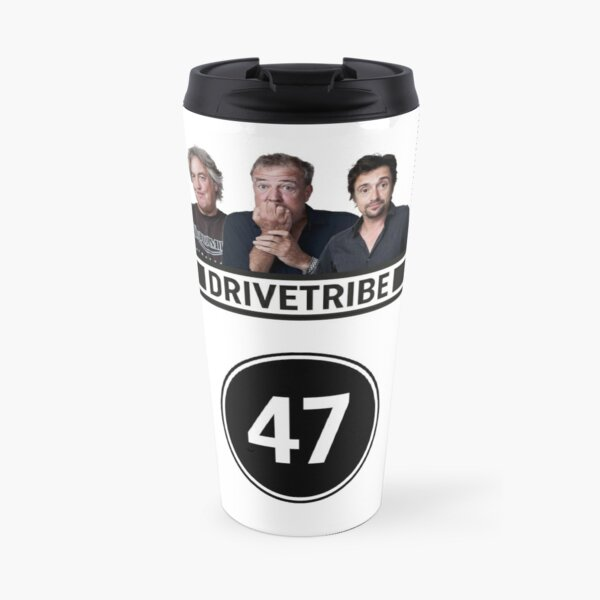 Clarkson, Hammond and May 47 design  Travel Mug