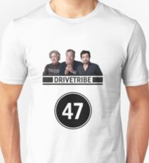 Clarkson, Hammond and May 47 design  Unisex T-Shirt