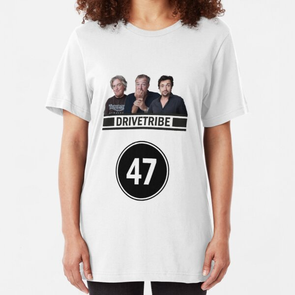 Clarkson, Hammond and May 47 design  Slim Fit T-Shirt