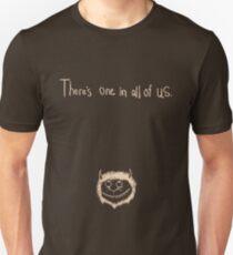 Wild (dark) Slim Fit T-Shirt