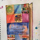 Künstlerhandbuch von Estelle O'Brien