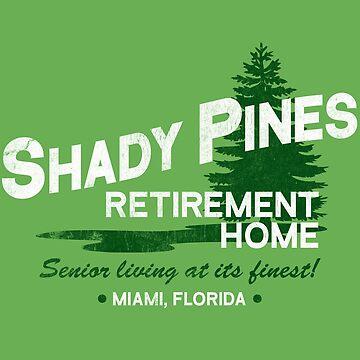 Shady Pines Ma! by machmigo