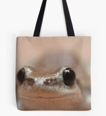 Desert Tree Frog Tote Bag