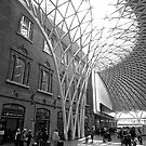 The Concourse at King's Cross by Alex Cassels
