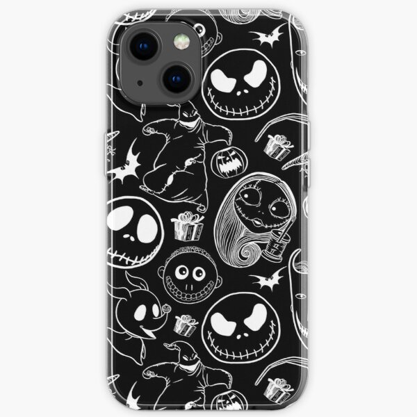 Nightmare before Christmas iPhone Soft Case