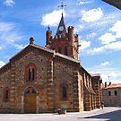 St-Martin d'Oydes by WatscapePhoto
