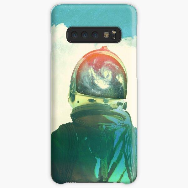 God is an astronaut Samsung Galaxy Snap Case