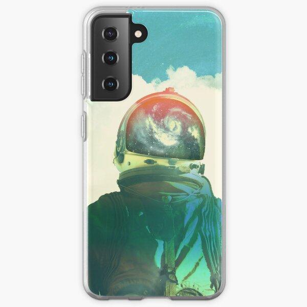 God is an astronaut Samsung Galaxy Soft Case