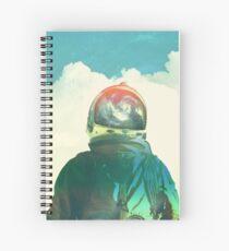 Gott ist ein Astronaut Spiralblock