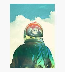 God is an astronaut Photographic Print
