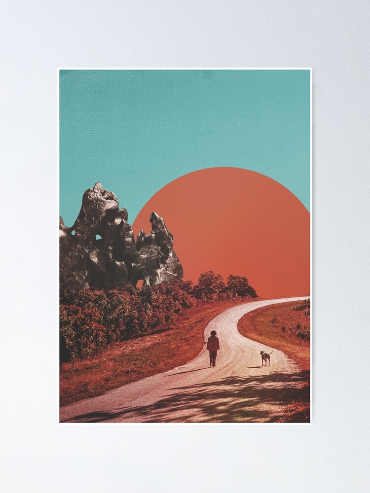 Alternate view of The Walk Poster