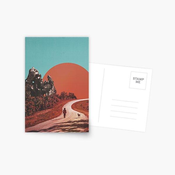 The Walk Postcard