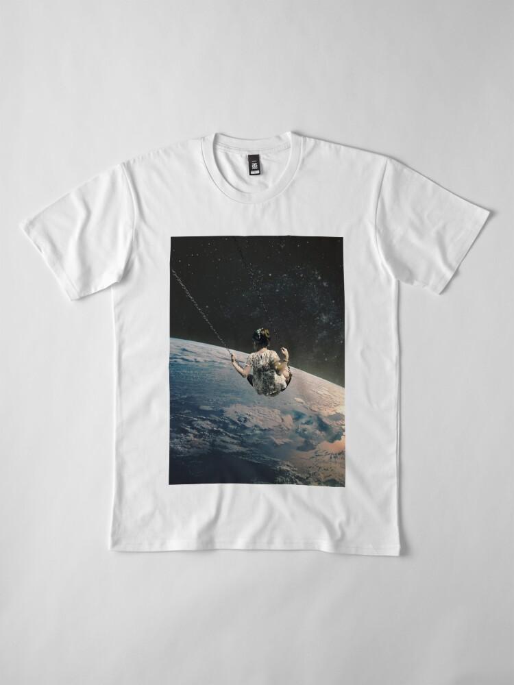 Vista alternativa de Camiseta premium oscilación