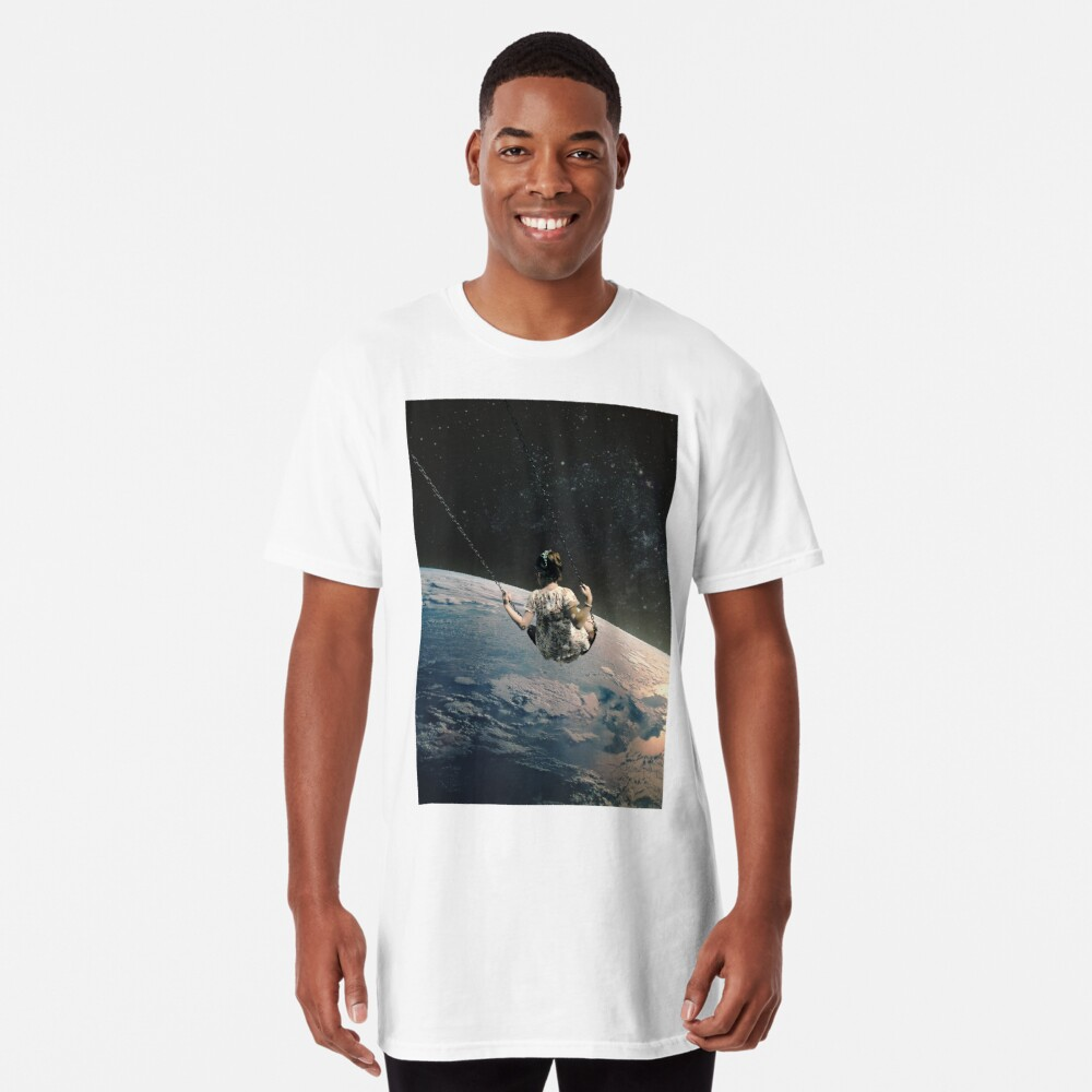 oscilación Camiseta larga