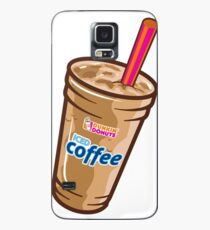 dunkin donuts iced coffee Case/Skin for Samsung Galaxy