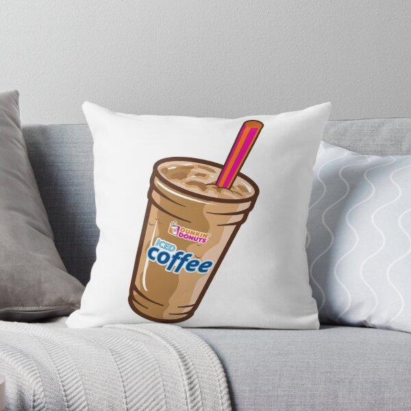 Dunkin Donuts Pillows & Cushions