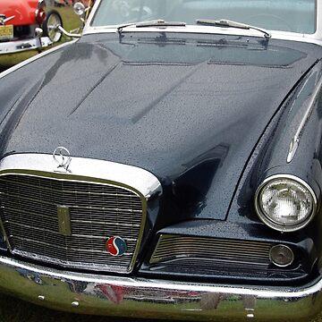Cars as Art: Studebaker Gran Turismo 1963 by woodeye518