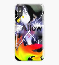 Allow: When Chaos comes iPhone Case/Skin