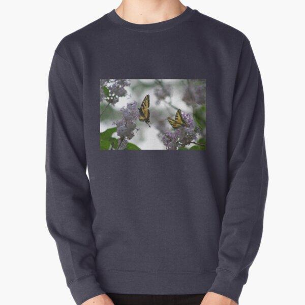 Where the Butterflies Go Pullover Sweatshirt