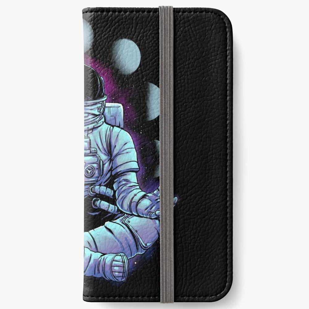 Meditation iPhone Wallet