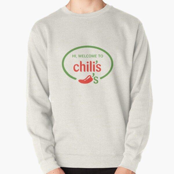 Hi Welcome to Chili's Vine Pullover Sweatshirt