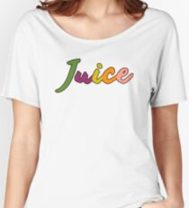 """Chance The Rapper's """"Juice"""" Women's Relaxed Fit T-Shirt"""