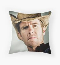 Fred Smith - Musician Throw Pillow