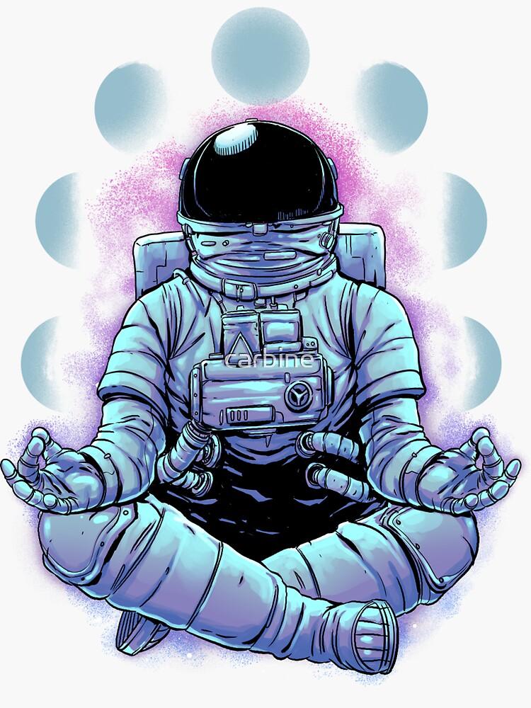 Meditation by carbine