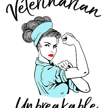 Veterinarian Unbreakable by EcoKeeps